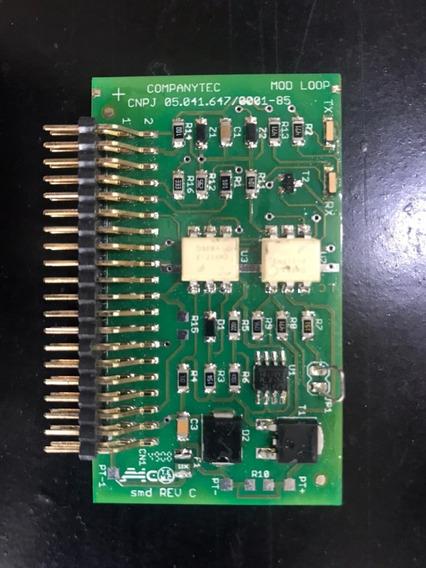 Módulo Loop Smd Companytec Para Cbc04, Cbc05 E Cbc Lite