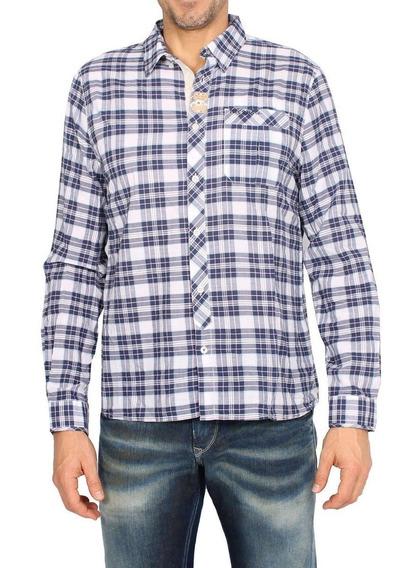 Exclusiva Camisa Pepe Jeans Xl Caeser
