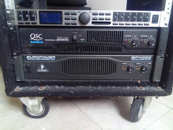 Power Behringer Ep4000