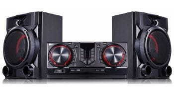 Mini System Lg 810w Rms Bluetooth - Cj65.abrallk