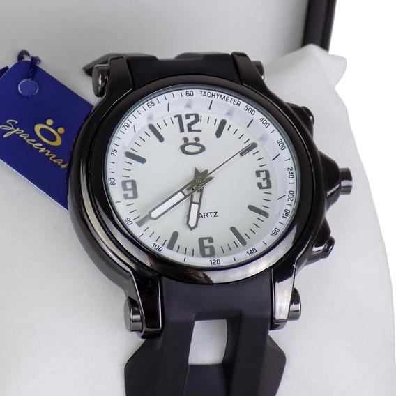 Relógio Masculino Pulseira De Silicone