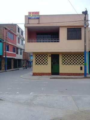 Casa De 4 Dormitorios, 2 Pisos