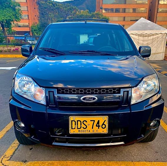 Ford Ecosport 2010 En Perfecto Estado. Poco Kilometraje.