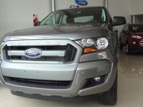 Ford Ranger Cd Xls At Anticipo/ Ctas Fijas Entrega Inmediata