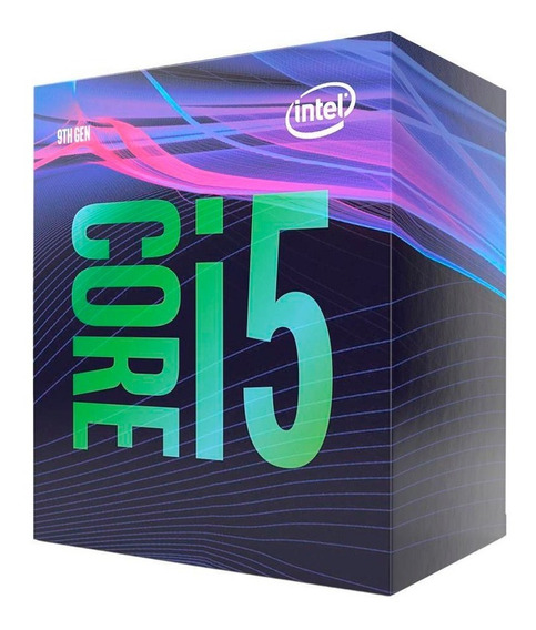 Procesador Intel Coffee Lake Core I5 9400 2.9 Ghz S1151