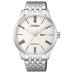 Relógio Citizen Analógico Tz20804q Masculino - Cor Prata