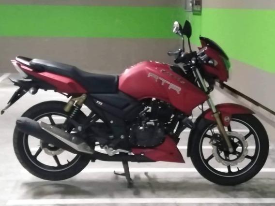 Apache Rtr 180 Mod 2020