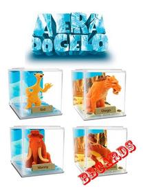 A Era Do Gelo Coleção De Animais Em Cubos 27 Unidades