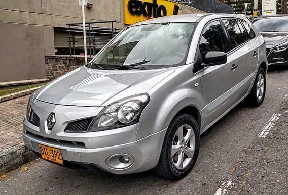 Renault Koleos 4x2 Aut. 2.5cc 115336kms 2012