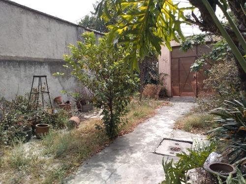 Casa-terreno En Venta Azcapotzalco