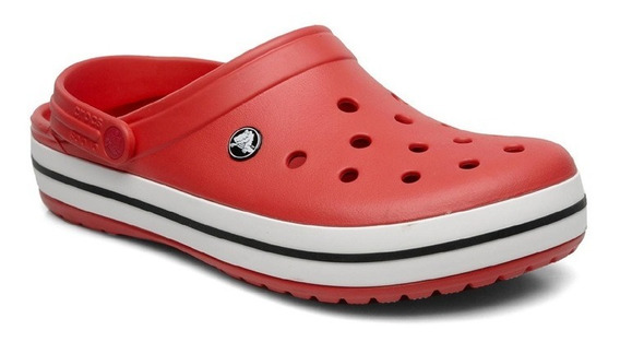 Crocs Band Rojo - Crocsband Originales