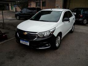 Chevrolet Cobalt Elite 1.8 2017 Branca Gnv