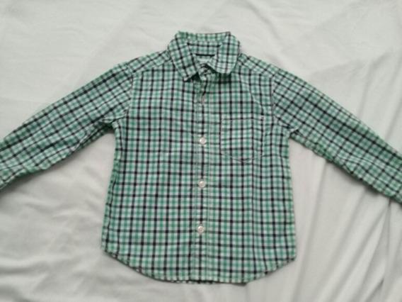 Camisa A Cuadros Carter