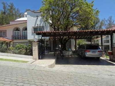 (crm-368-2347) Residencia En Renta Club De Golf Valle Escondido Zona Esmeralda