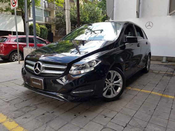 Mercedes-benz Clase B 2015 5p B 180 Exclusive L4/1.6/t Aut