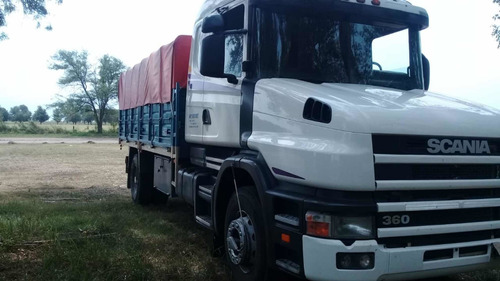 Scania T 114 360