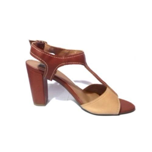 af37b7e15 Sandalia Salto Alto 8 Cm - Sapatos com o Melhores Preços no Mercado ...