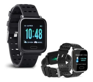 Relógio Smartwatch Smart Watch Fit Bluetooth Ios Android