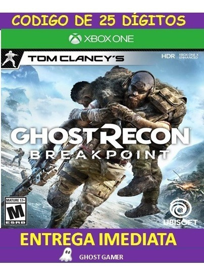 Tom Clancys Ghost Recon Breakp Xbox One