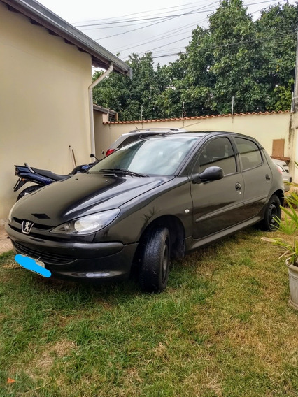 Peugeot 206+ Soley