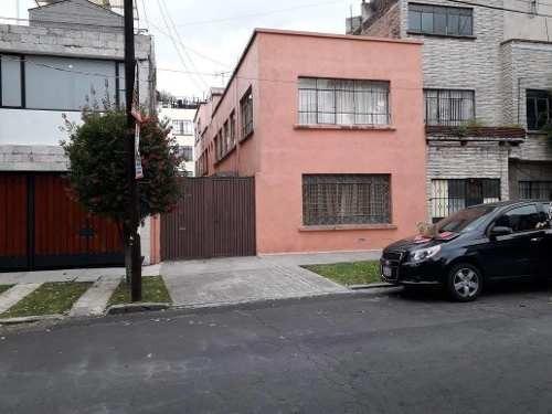 Casa Para Remodelar En Colonia Narvarte