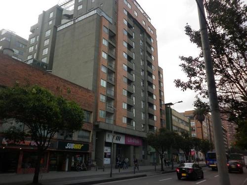Apartaestudio En Arriendo En Bogota Chapinero Central