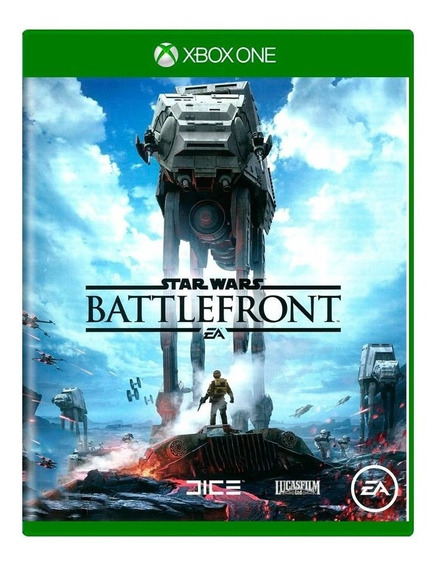 Star Wars Battlefront - Xbox One - Midia Fisica