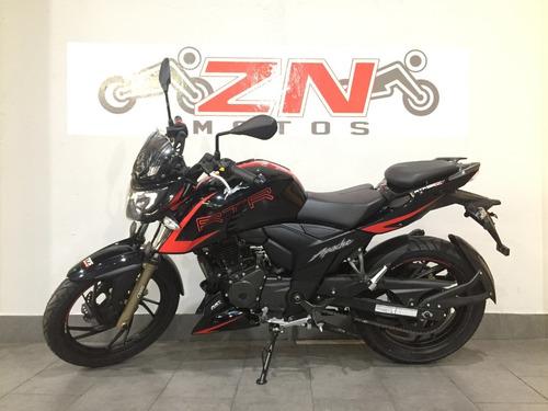 Dafra Apache 200cc 21/22 R$ 14.690,00