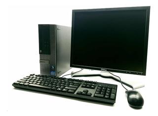 Computadora Dell Core I3 4ram 500gb Hdmi Lcd 19 Pulgadas