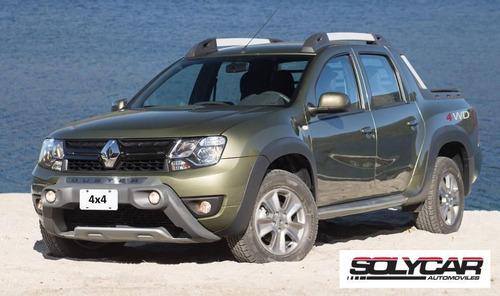 Renault Oroch 4x4 2.0 2021 0km - Solycar
