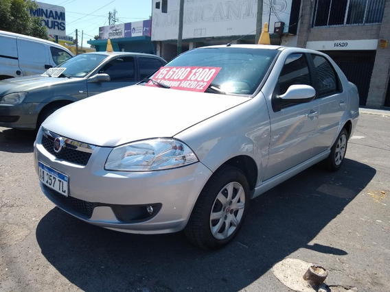 Fiat Siena 1.4 Pack Attractive 16.800 Km Reales