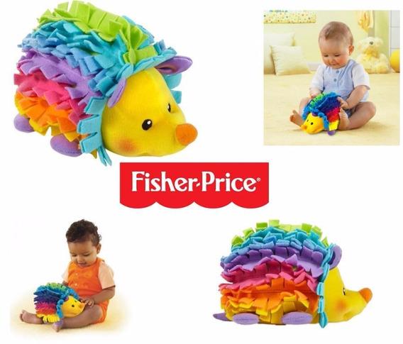 Erizo Puercoespin Estimulos Y Juegos Fisher Price Nuevo