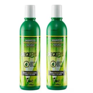 Boé Crecepelo Shampoo Natural Kit 2 Unidades Original