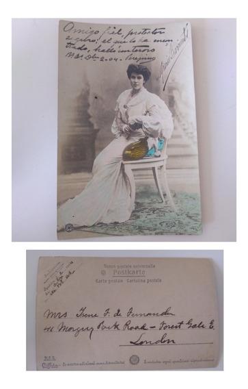 Postales Antiguas- 1905 -alemania- Mujeres