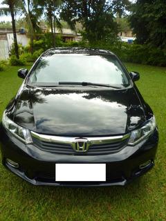 Honda Civic Lxs - 2012/2012