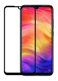 Película 3d Full Xiaomi Redmi Note7