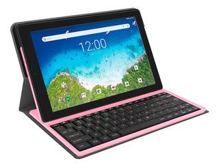 Tablet Rca 2en1 1gb 32gb Ssd Android 8.1 10.1 Rosa Teclado