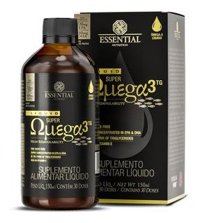 Liquid Dha Tg (150ml) - Essential Nutrition