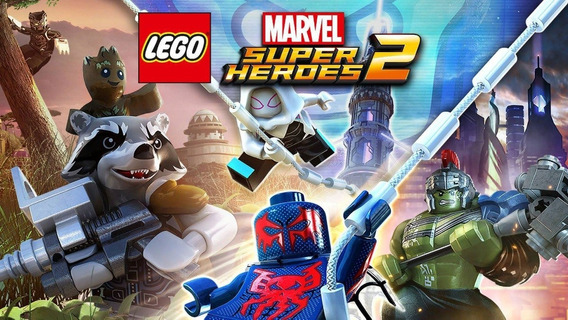 Lego Marvel Super Heroes 2 Steam Cd Key 100% Original Pc