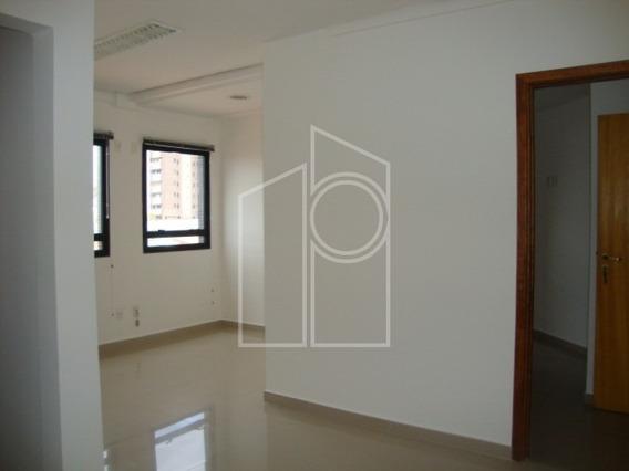 Sala Comercial De Fino Acabamento Para Locação Em Jundiaí Com Aproximadamente 50 M² Dividido Em 2 Salas - Sa00724 - 32957983