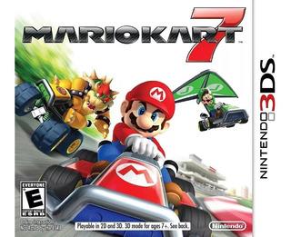Mario Kart 7 Nintendo 3ds Nuevo (en D3 Gamers)