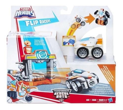 Transformers Rescue Bots Flips Racers Art C0215