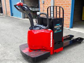 Transpaleta Electrico Raymond 3000 Kg + Cargador