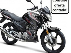Yamaha Ybr 125 Z Full Financia En 12 Cuotas De $3746
