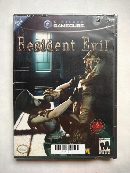 Resident Evil Remake Gc