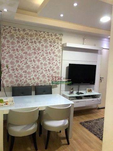Imagem 1 de 6 de Apartamento Com 2 Dormitórios À Venda, 49 M² Por R$ 201.400 - Parque Senhor Do Bonfim - Taubaté/sp - Ap8667