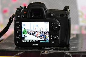 Camera Fotógrafica D 7100 Nikon , Corpo 25% De Click