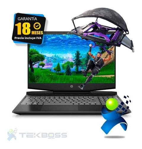 Hp Gamer Core I5 8gb Disco Ssd Full Hd Nvidia Teclado Led