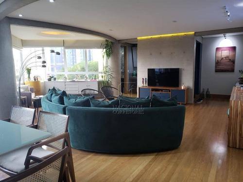 Imagem 1 de 30 de Apartamento Com 4 Dormitórios À Venda, 240 M² Por R$ 2.050.000,00 - Jardim - Santo André/sp - Ap12430