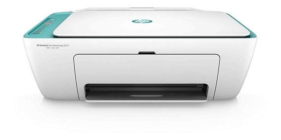Impresora Multifunción Hp Deskjet 2675 Wireless Zonatecno